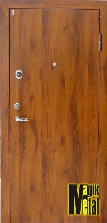 Durvis ar laminātu